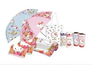 Hello Kitty 雨傘☔️粉紅色