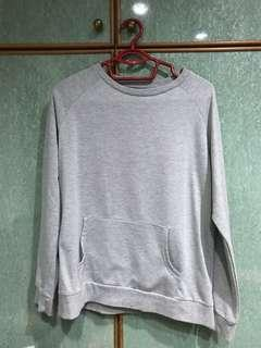 **FAST SALES** Grey pullover from Navy & Navy