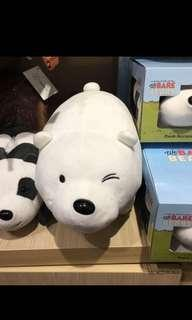 WE BARE BEARS PLUSH