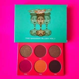 ✨READYSTOCK✨ The Saharan Blush Palette Volume I