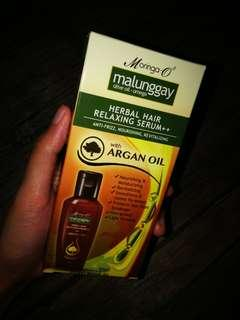 MoringaO2: Herbal Hair Relaxing Serum++