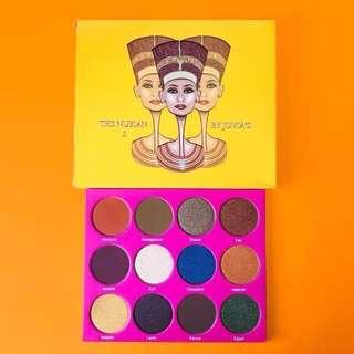 ✨READYSTOCK✨ Nubian 2nd Edition Palette Yellow