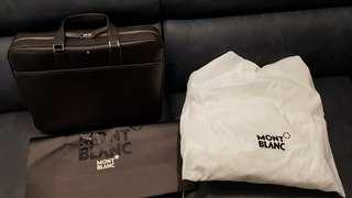 Mont Blanc business bag