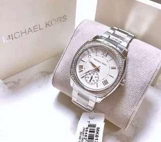 Michael Kors Platinum Watch