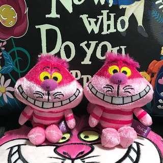 Disney 妙妙貓 Cheshire Cat alice 愛麗絲