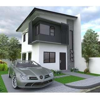 Affordable House and Lot For Sale  near Ynares and Shopwise Antipolo