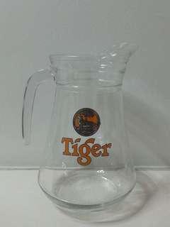 Tiger beer jug