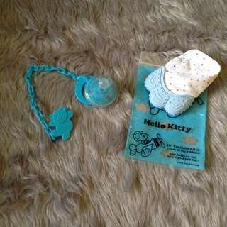 Bebeta Pacifier & Teether