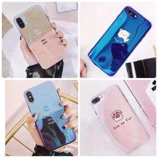 iphone case 殼 殻 x 6/+ 7/+ 8/+