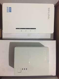 TPLink TL-WPA4220KIT Powerline WIFI KIT
