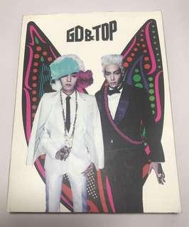 GD and TOP album (bunny)