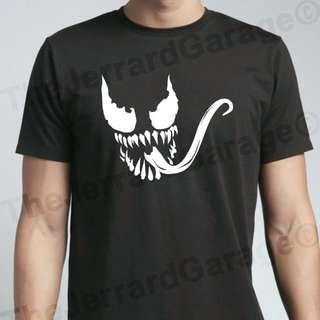 Venom Tee Shirt (Fan Art)