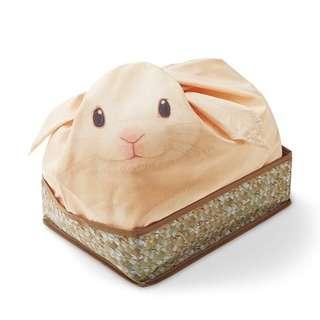 🇯🇵日本 Felissimo YOU+MORE 兔仔 收納盒 雜物盒