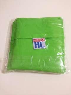 Marigold waterproof tote bag
