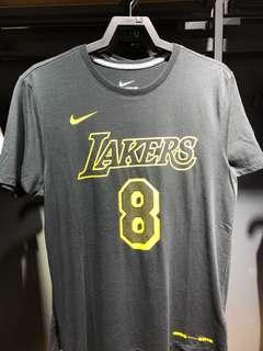 Lakers kobe短T