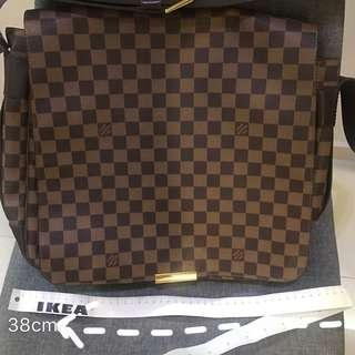 Genuine! Louis Vuitton shoulder bag sling bag large