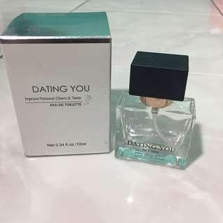 Miniso parfume botol kosong
