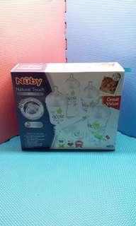 [現貨] Nuby - Natural Touch Newborn Set