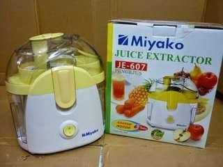 Mixer juicer