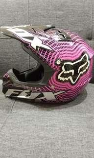 Fox Helmet V1 Pilot Series
