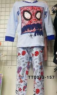 🚚 男童蜘蛛人套裝