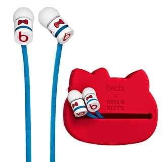 Beats by Dr. Dre X Hello Kitty Special Edition Earphones