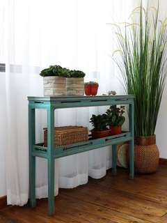 Oriental Console Table