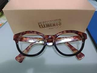 Elements glasses 眼鏡