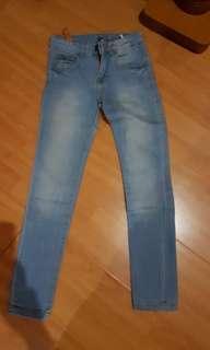 Long pants zara