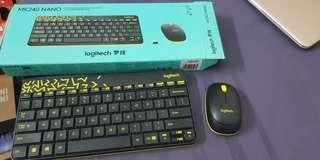 Logitech Keyboard MK240