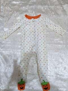 Small Wonders sleepsuit