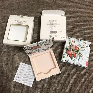 全新Paul & Joe compact case 粉盒