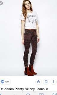Dr Denim jeans maker skinny jeggings