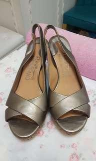 Salvatore Ferragamo Platform Shoes