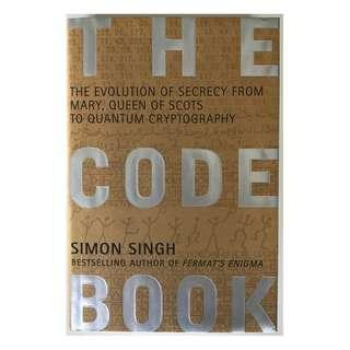 The Code Book by Simon Singh (Hardcover, Doubleday)