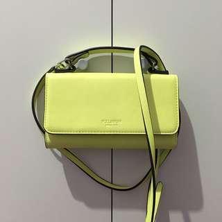 Pull & Bear Wallet Sling Bag