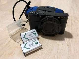 Sony RX100 (Version I)