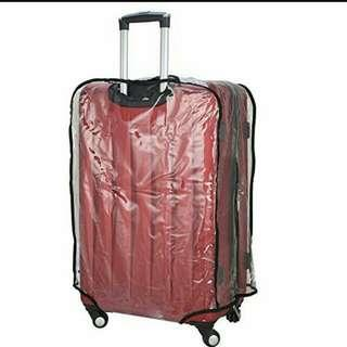 """Sold 28""""/Luggage cover.pkt"""