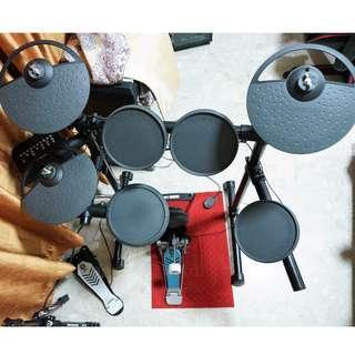 Yamaha Electronic Drum DTX450K (Under Warranty)
