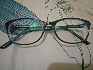 Semi cat eye lensa minus 2 jual murah