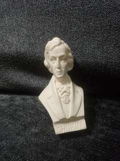 Chopin Bust Figure
