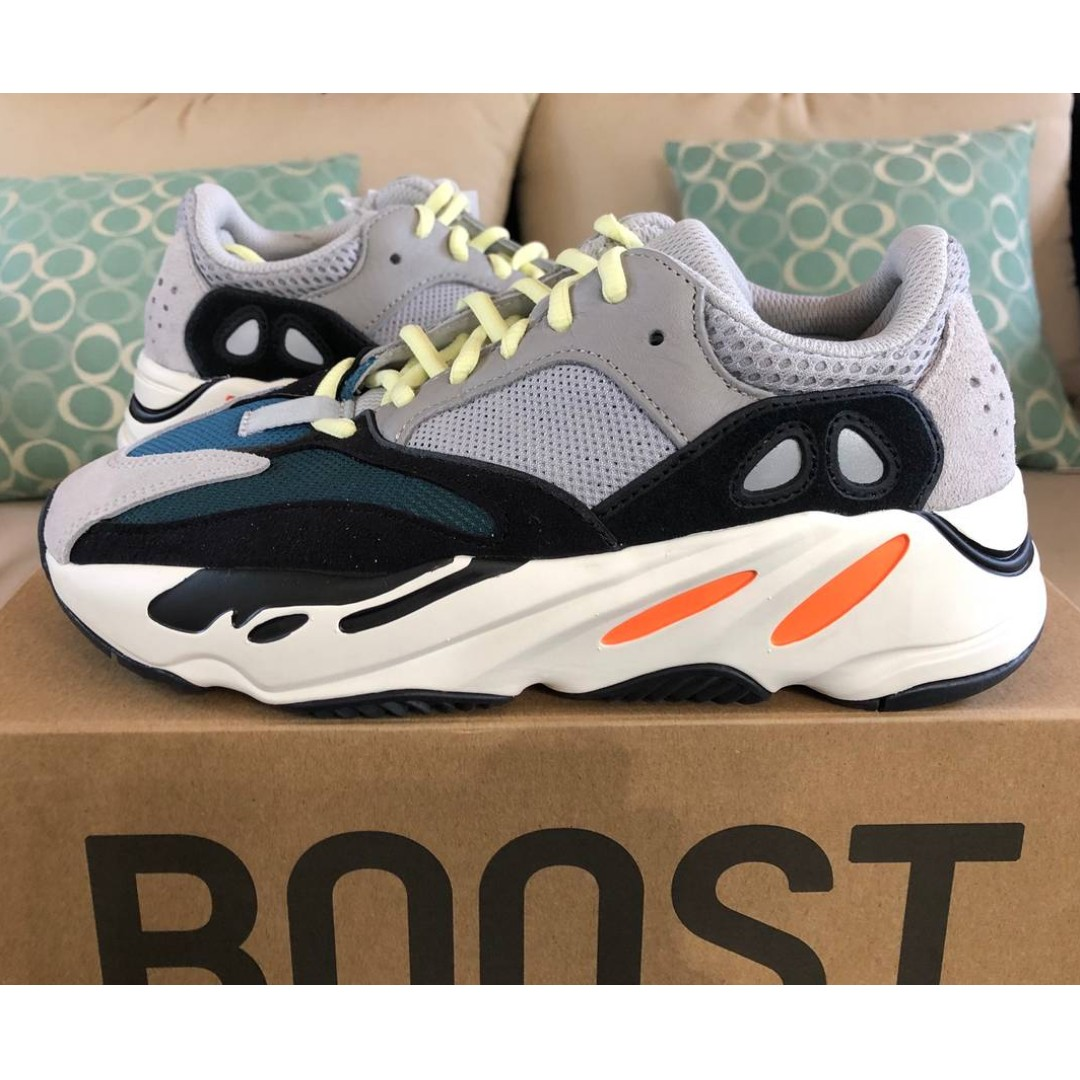 ce6c16273cd ADIDAS × YEEZY BOOST Yeezy Boost 700 Wave Runner Size 7