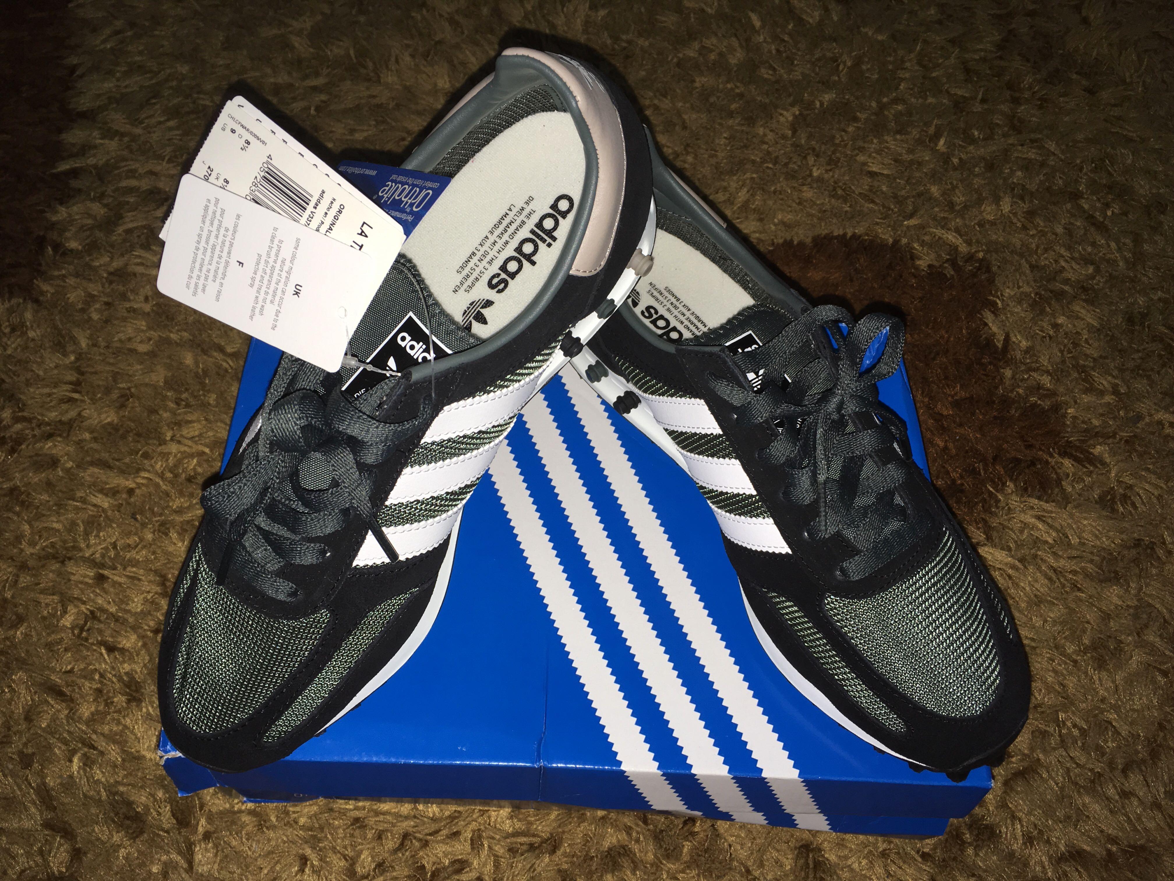 low priced 60135 d899e adidas la trainer og, Fesyen Lelaki, Kasut Lelaki, Sneakers di Carousell