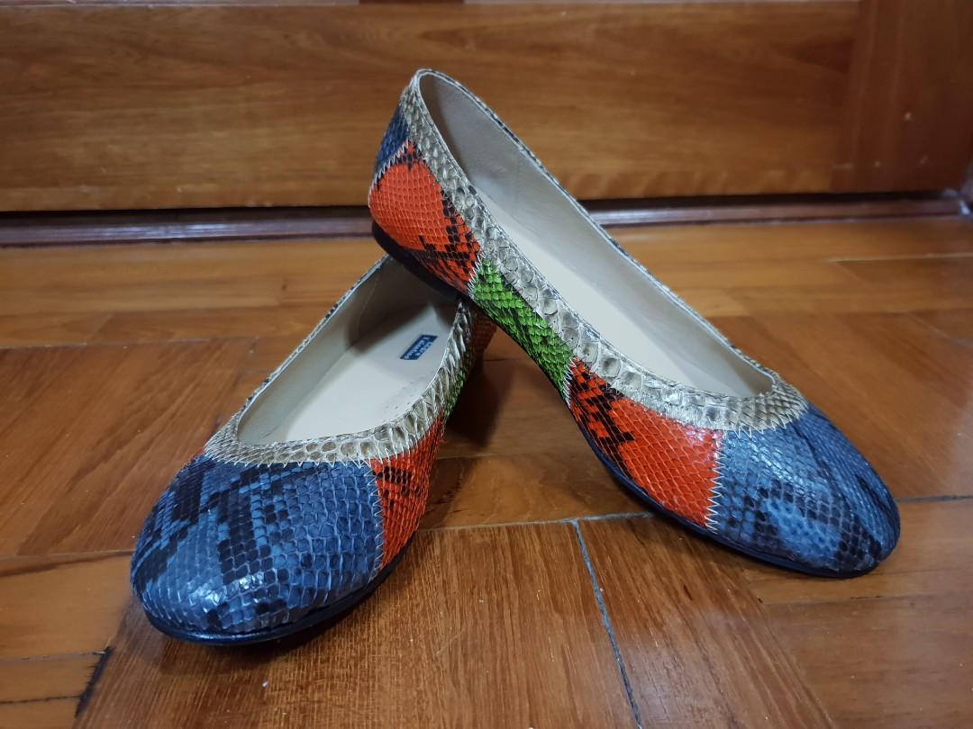 962e8808ff201 Andre Valentino Leather Flats, Women's Fashion, Shoes, Flats ...