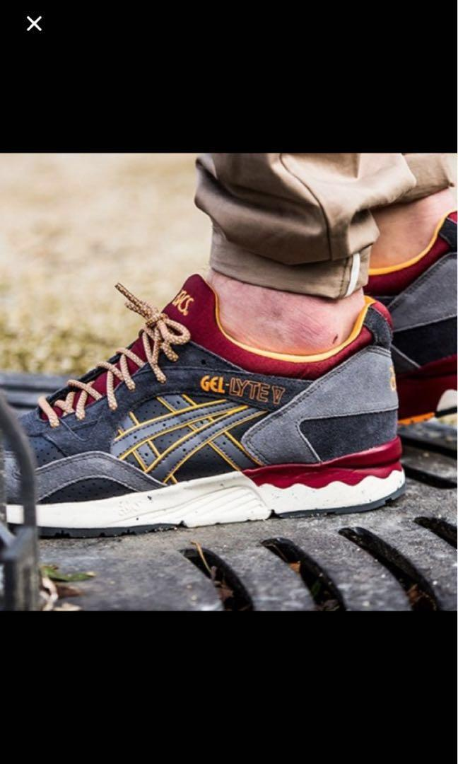 "uk availability ca93e 909ca ASICS gel lyte v ""outdoor pack"", Men's Fashion, Footwear ..."