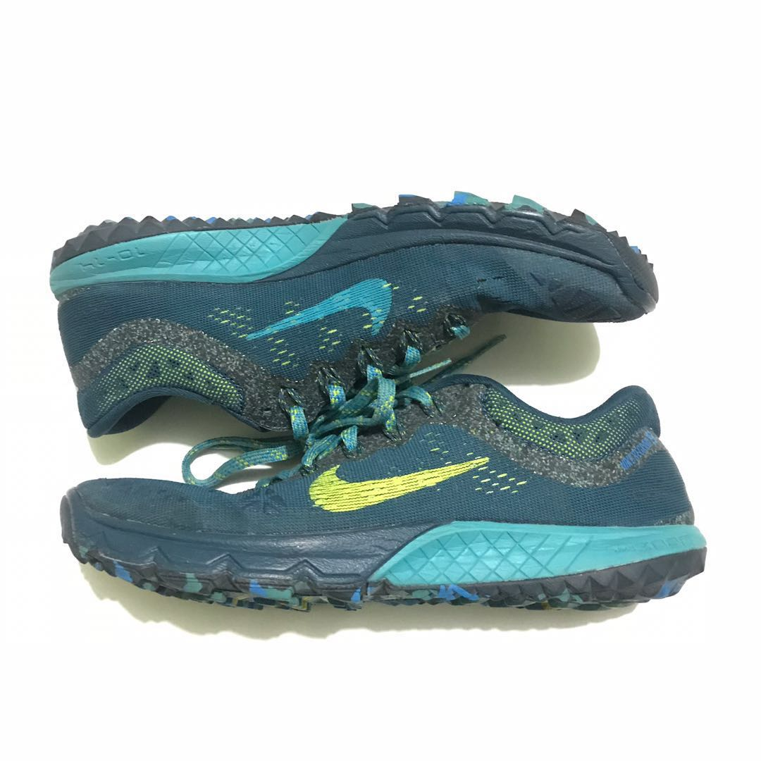 81d18e477b3 AUTHENTIC Nike Zoom Terra Kiger (size 7.5)