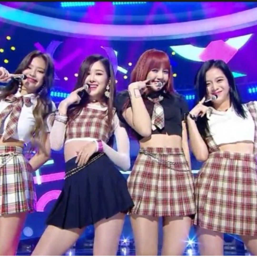 BLACKPINK AS IF ITS YOUR LAST DANCE ATTIRE, Entertainment, K