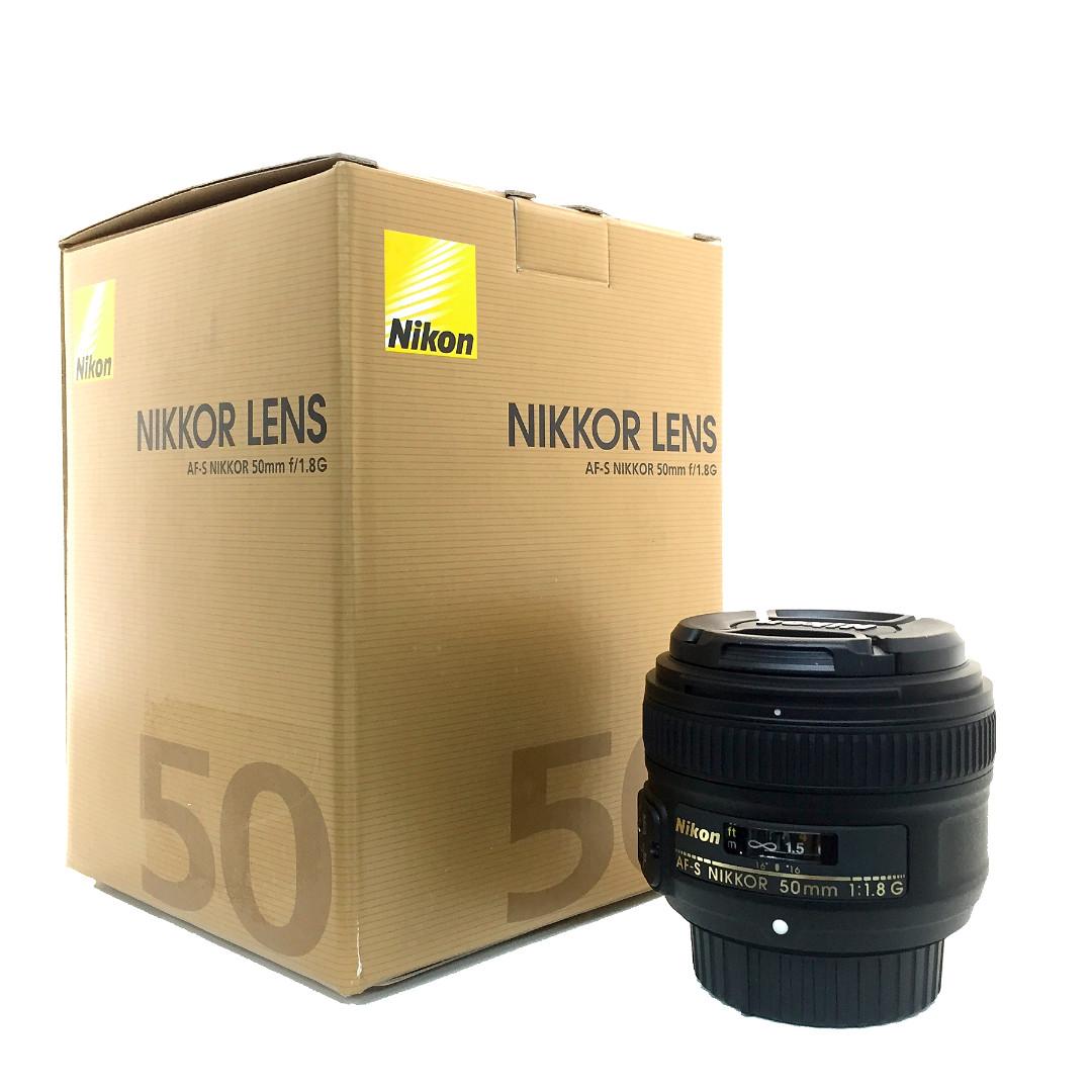 Jual Nikon Lens Af 50mm F 14 D Oktarent Update 2018 18d Nikkor Brand New 18 G S Fx Full Frame