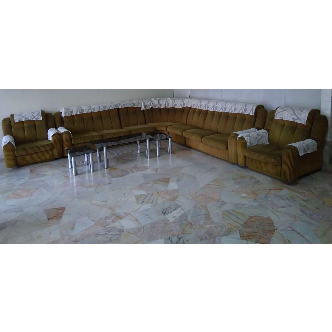 Cash Carry In Taiping Perak 9 Seater Sofa Set Home