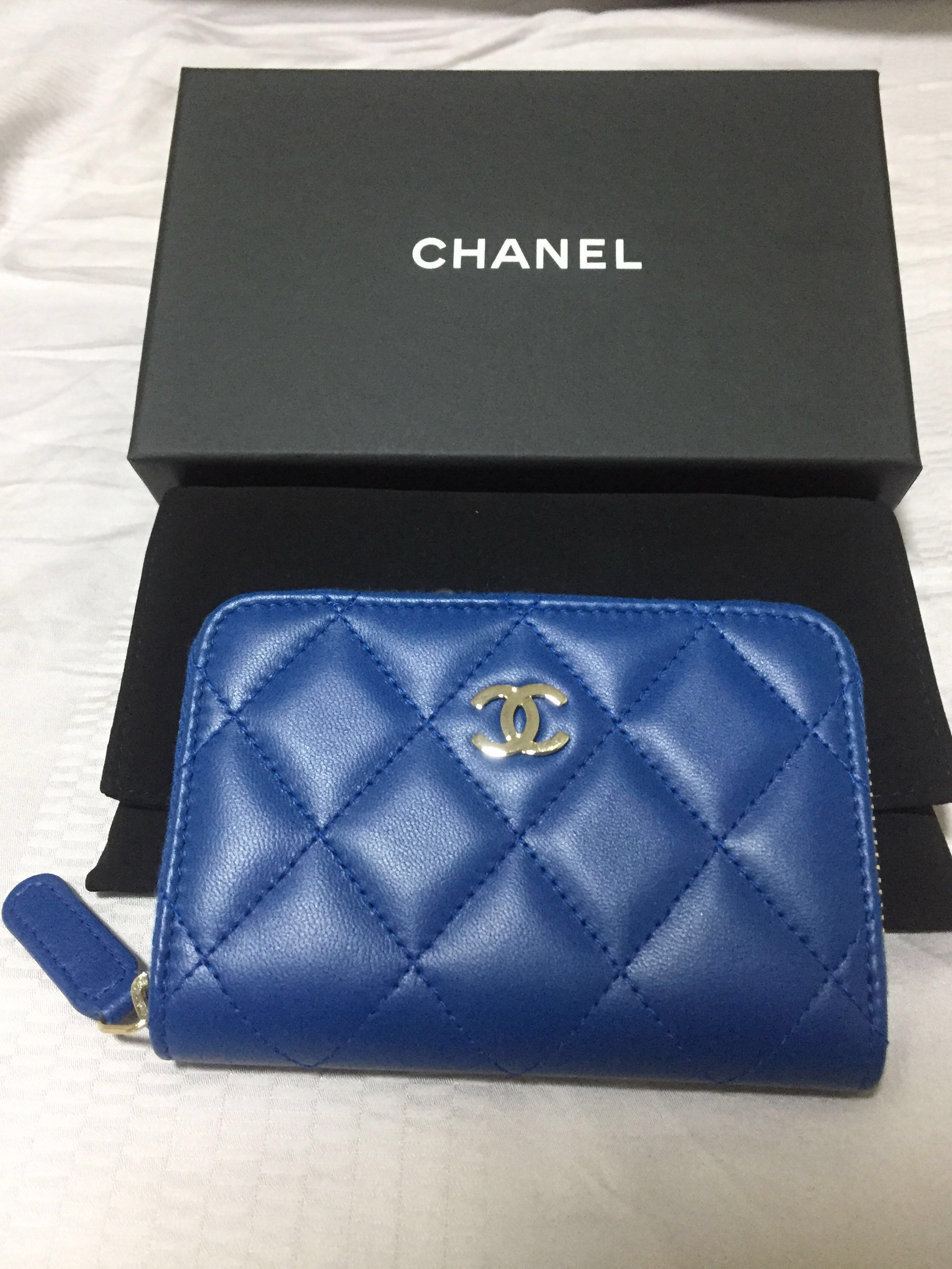 269c264364f7 Chanel O-Coin Purse, Luxury, Bags & Wallets, Wallets on Carousell